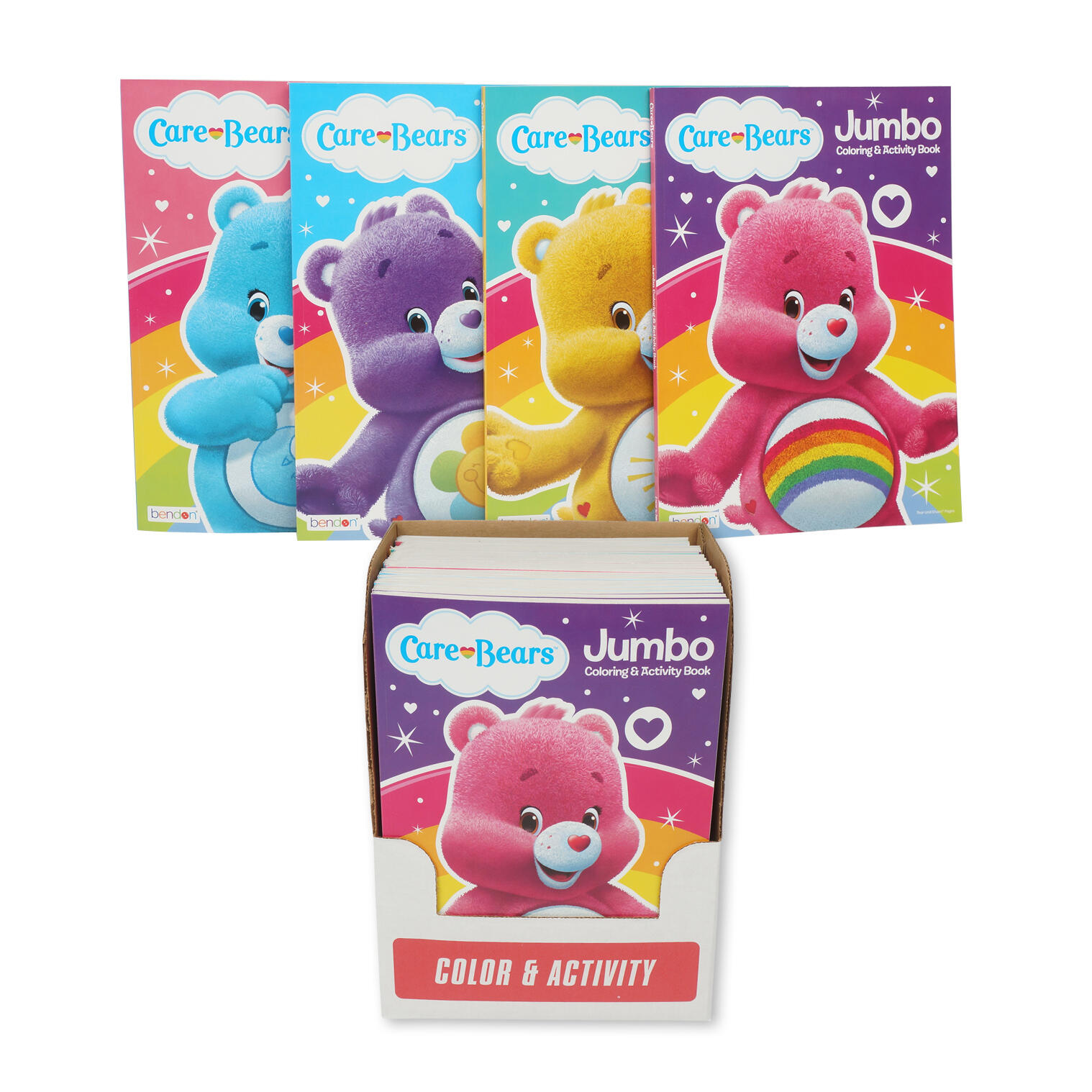 Wholesale Care Bears Coloring And Activity Book- 4 Assortmen