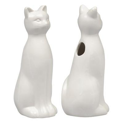 VASE,5.7'' CAT BUD VASE