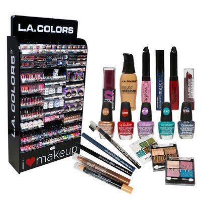 LA Colors I Love Makeup COSMETICS- Assorted