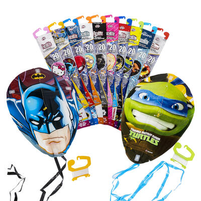LICENSED Character Kite- 20''- 10 Assortments