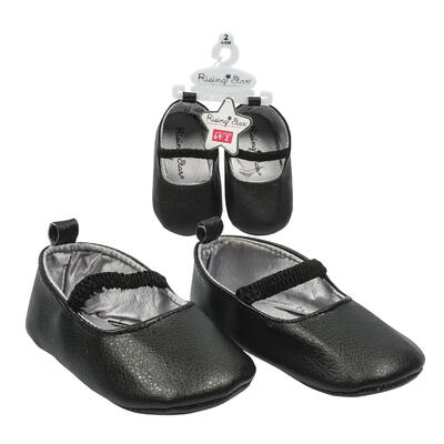 BABY SHOES,BLACK DRESS